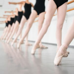 Book a private ballet technique session.